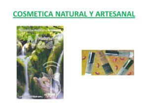 COSMETICA NATURAL Y ARTESANAL